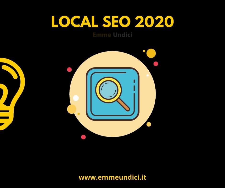 Local Seo 2020, ottimizzare il proprio business in ambito local.